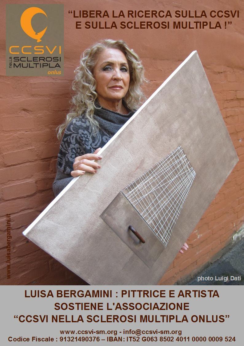 Luisa Bergamini - artista e pittrice