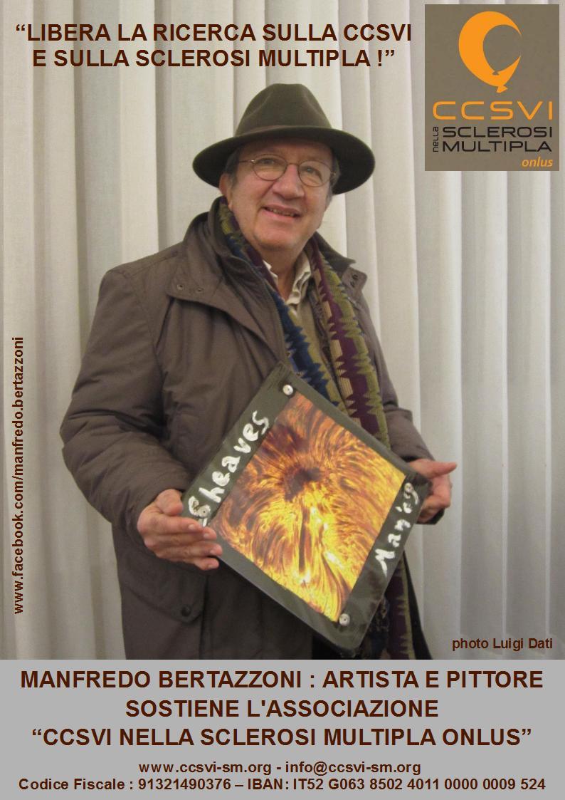 Manfredo Bertazzoni - artista e pittore