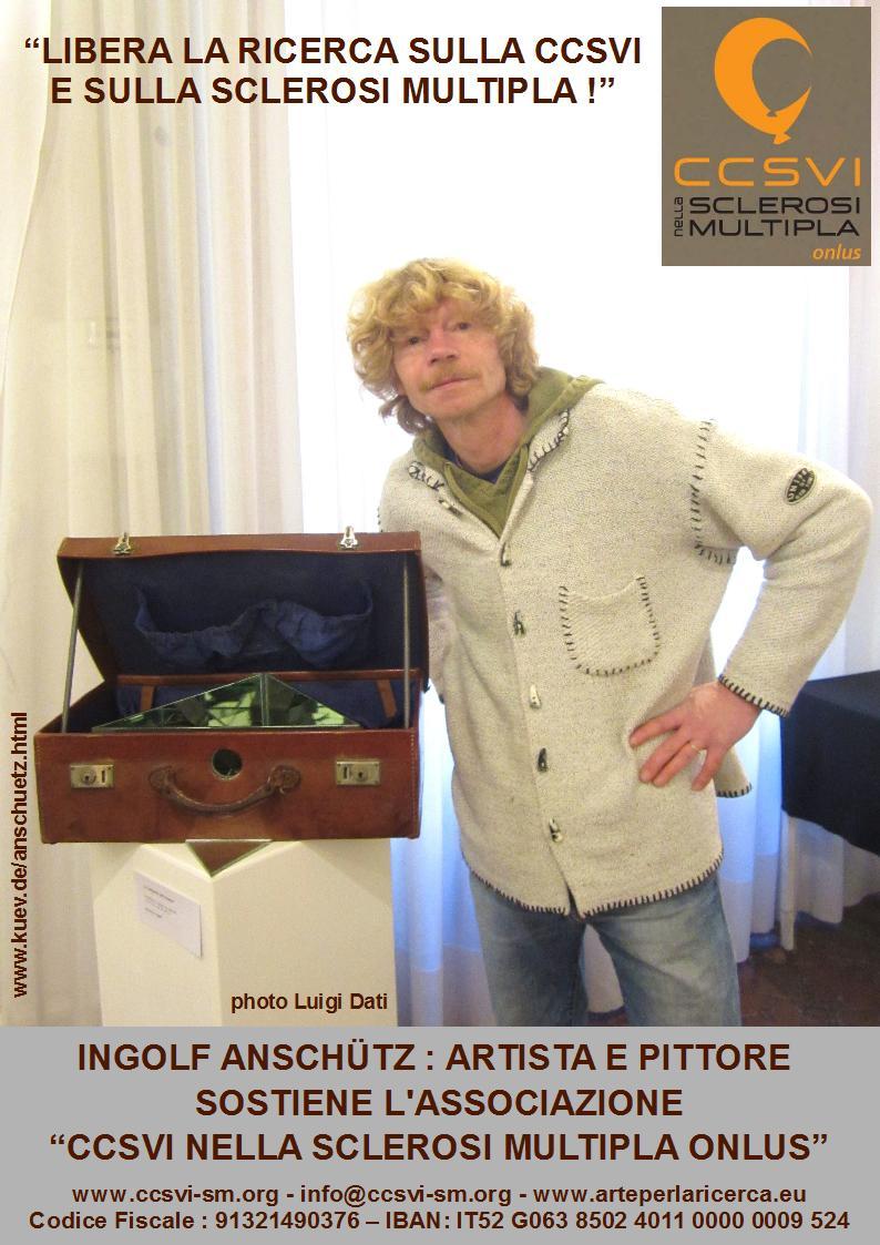 Ingolf Anschutz - artista e pittore