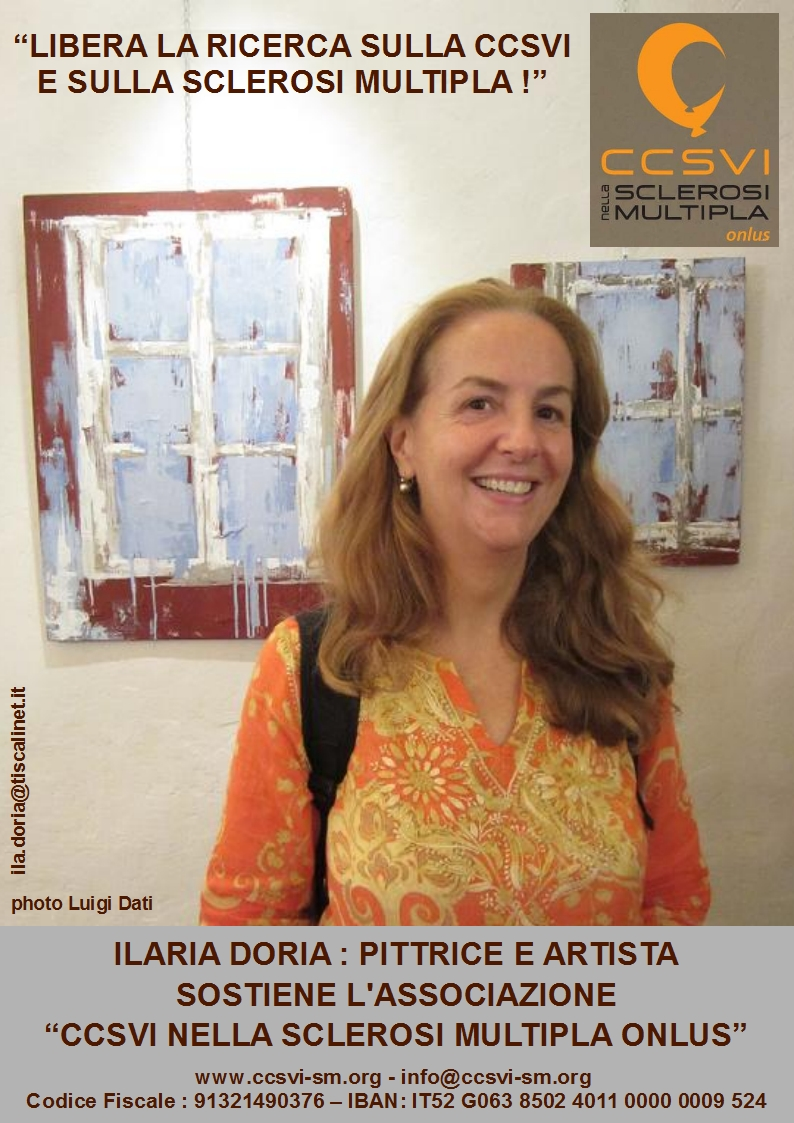Ilaria Doria - pittrice e artista