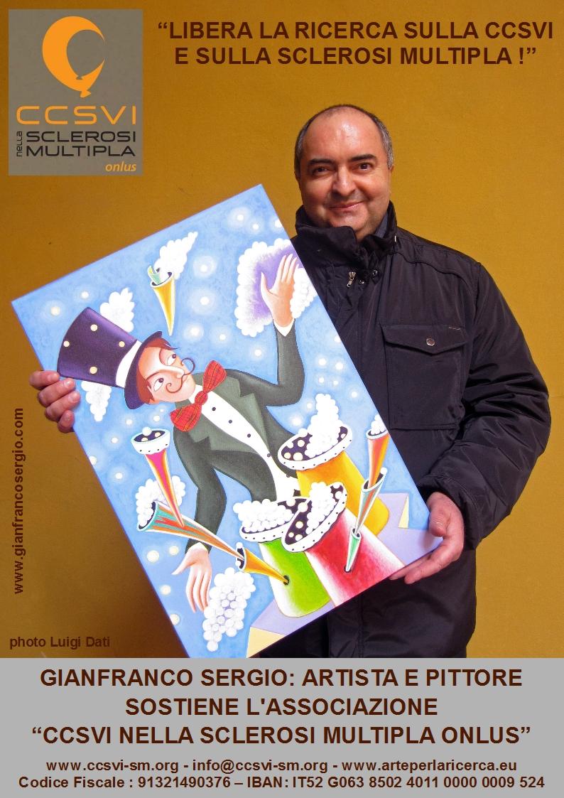 Gianfranco Sergio - artista e pittore