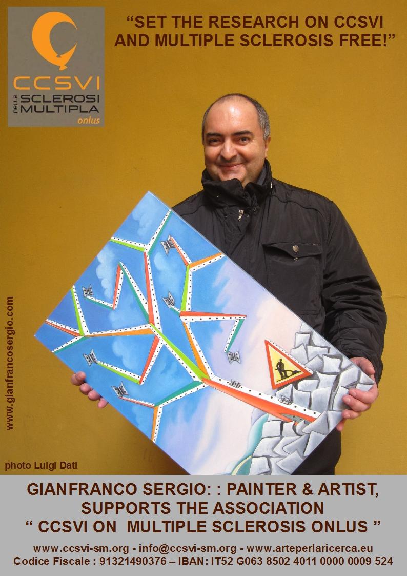 Gianfranco Sergio - pittore