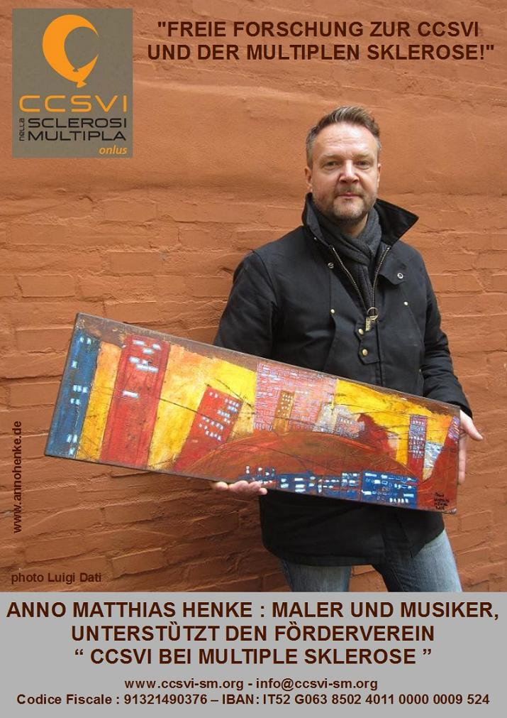 Anno Matthias Henke - pittore e musicista