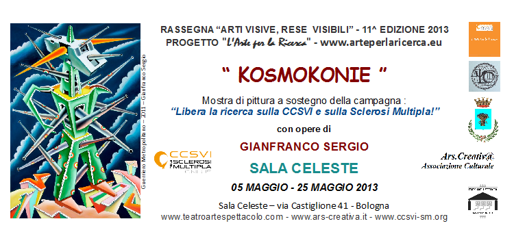 Invito Mostra personale